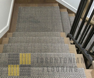 Stair Runner and Carpet Installation Services in Richmond Hill