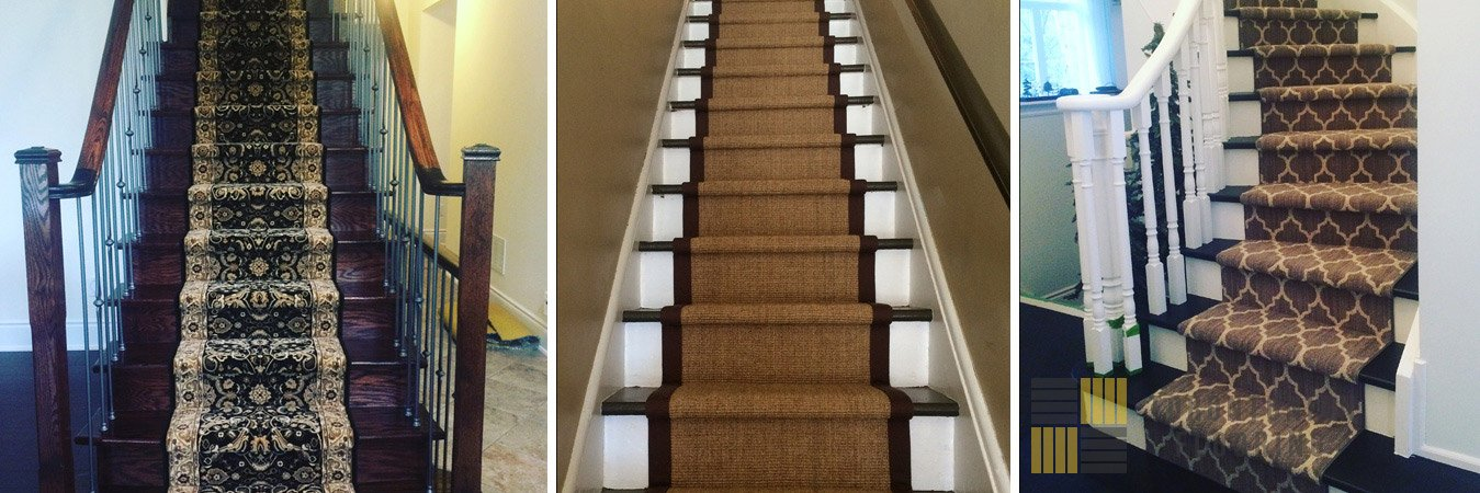 Stair Carpet Installation