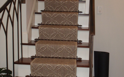 Planning To Add A Stair Runner- 3 Benefits You'll Enjoy.