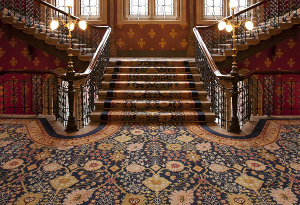 Unique Designs in Stair Runners